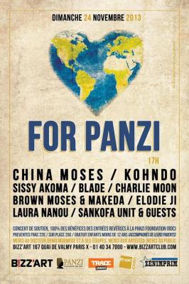 LOVE FOR PANZI