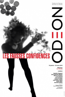 Les Fausses Confidences à l'Odéon Théâtre de l'Europe
