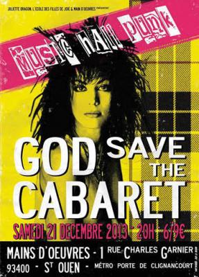 god save the cabaret