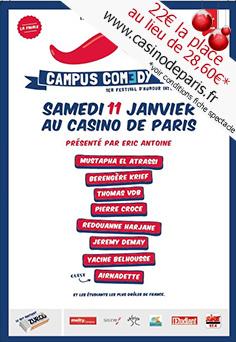 campus comedy tour