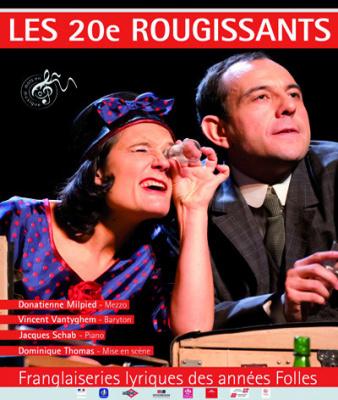 Les 20ème rougisssants au Théâtre de l'Essaïon