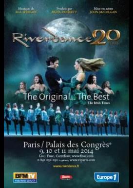 Riverdance au Palais des Congrès