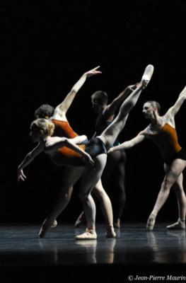 Portrait William Forstythe : le Ballet de l'Opéra de Lyon au Théâtre de la Ville