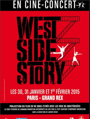 west side story cine concert