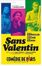 Sans Valentin à la Comédie de Paris