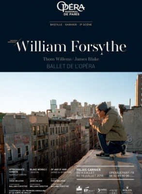william forsythe opera de paris