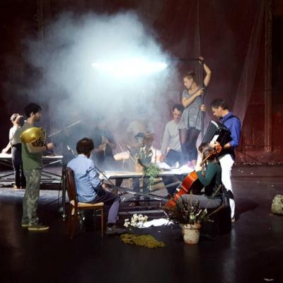 Traviata - Vous méritez un avenir meilleur, au Théâtre des Bouffes du Nord