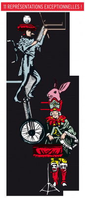 Le Cirque Invisible de retour au Théâtre du Rond-Point