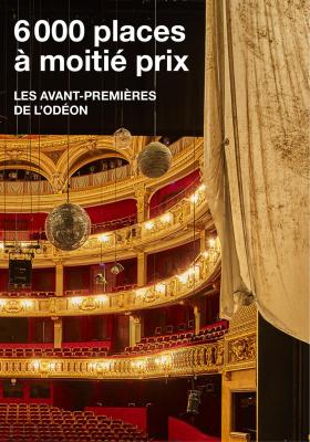 places moitié prix odéon