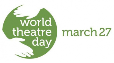 La Journée Mondiale du Théâtre avec Isabelle Huppert
