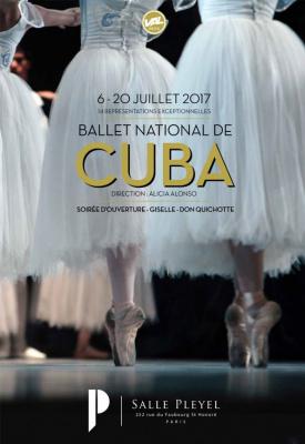 Le Ballet National de Cuba à la Salle Pleyel