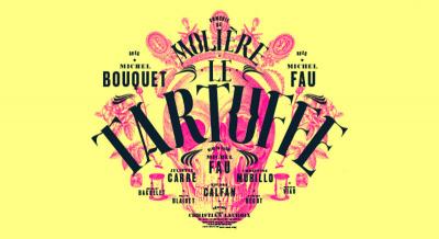 Michel fau monte le tartuffe au th tre de la porte saint - Theatre de la porte saint martin 75010 paris ...