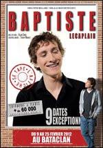 baptiste lecaplain olympia