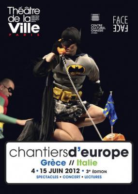 chantiers d'europe