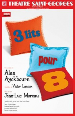 3 lits pour 8
