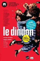 Le Dindon de Feydeau au Théâtre de la Porte Saint-Martin