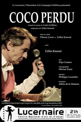 Coco perdu au Lucernaire
