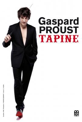 Gaspard Proust au Théâtre du Châtelet
