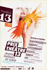 prix théâtre 13