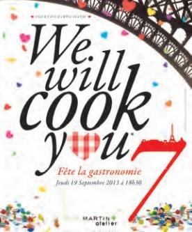 La Fête de la Gastronomie à l'Atelier Guy Martin