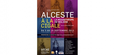 Alceste, le Misanthrope de Molière, à la Cigale