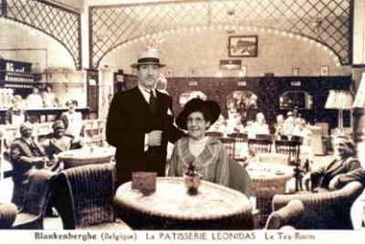 leonidas 100 ans