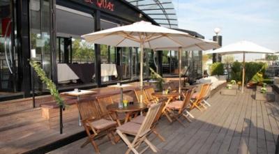 Le quai - Restaurant terrasse ou jardin paris limoges ...