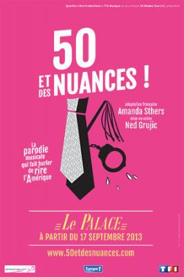 50 et des nuances au Palace