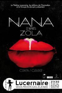 Report : Nana au Lucernaire