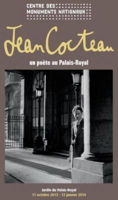 Jean Cocteau Palais-Royal