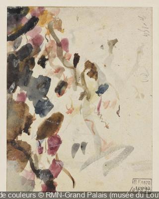 exposition Delacroix en Heritage au Musée Délacroix