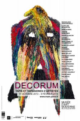 Exposition DECORUM au MAM