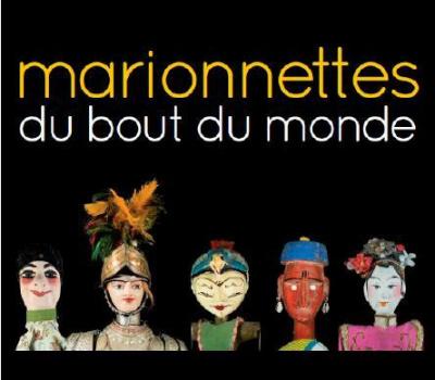 Marionnettes du bout du Monde au Musée de la Carte à jouer