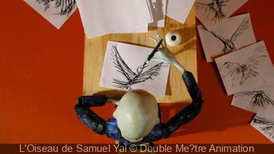 ateliers Stop Motion Centre Pompidou