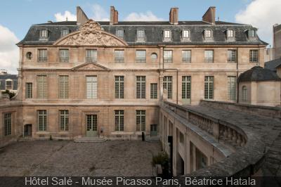 muséé Picasso Paris