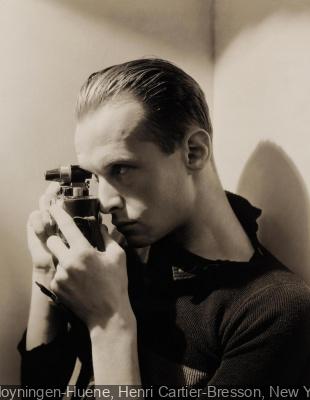 Retrospective Henri Cartier-Bresson au Centre Pompidou