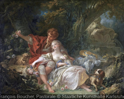 exposition Fêtes Galantes au Musée Jacquemart-André