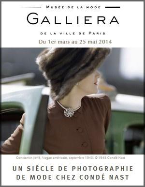 exposition Papier Glacé au Palais Galliera
