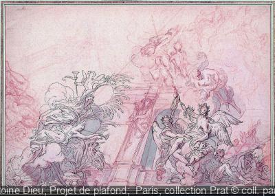 exposition Peupler les Cieux au Musée du Louvre