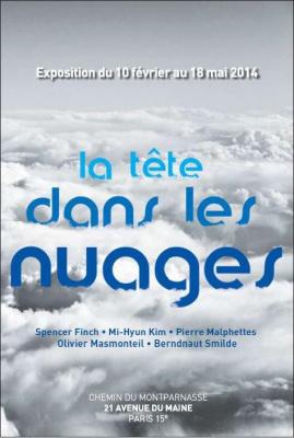exposition La tête dans les nuages au Musée du Montparnasse