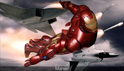 Exposition Art des Super-Héros Marvel au Musée Art Ludique