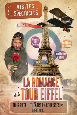 visite Romance de la Tour Eiffel