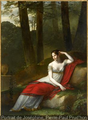 Joséphine au Musée du Luxembourg