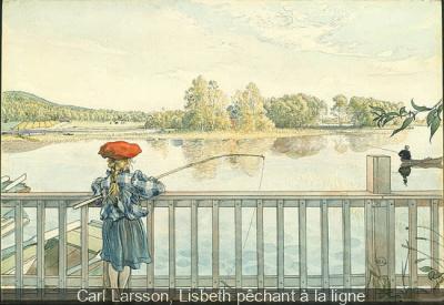 exposition Carl Larsson au Petit Palais