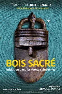 Bois Sacré au Musée du Quai Branly