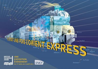 Orient Express à l'Institut du Monde Arabe