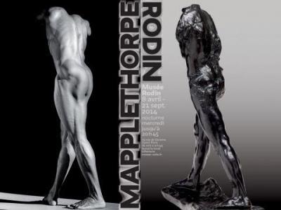 Mapplethorpe-Rodin,au Musée Rodin