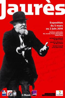 Exposition Jaurès aux Archives nationales