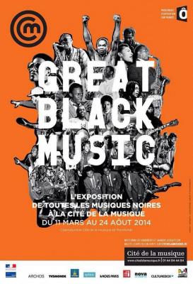 Exposition Great Black Music à la Cité de la Musique