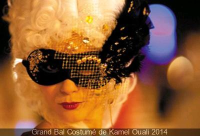 Grand Bal Costumé de Kamel Ouali 2014
